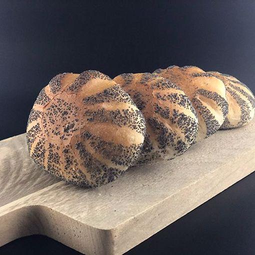 Afbeelding van Maanzaad broodje