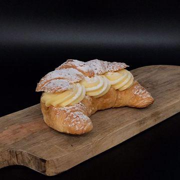 Afbeeldingen van Pudding Croissant