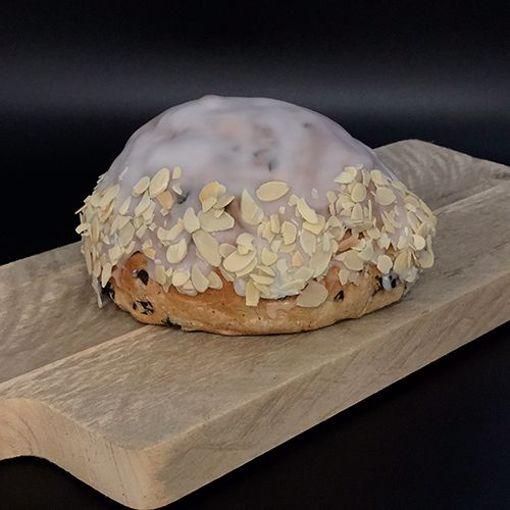 Afbeelding van Briochebrood krenten/rozijnen